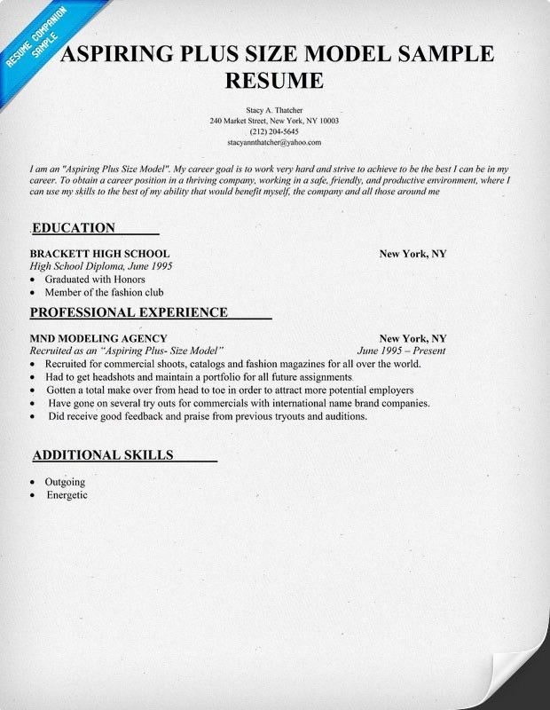 model resume sample home design ideas model resume sample template how to make modeling no experience