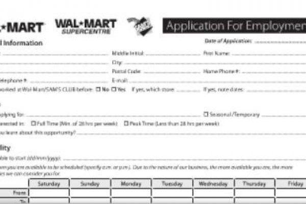 Cvs pharmacy application online job employment form - Medications ...