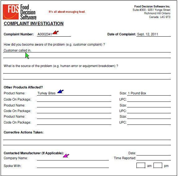 FormsConsumer Complaint Form. Oag Consumer Complaint Form Oag ...