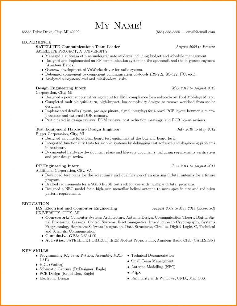 Download Asic Design Engineer Sample Resume | haadyaooverbayresort.com