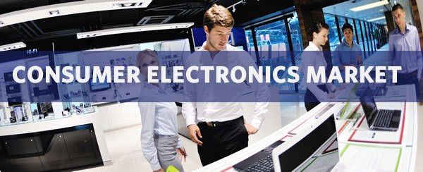 The consumer electronics market in 2017 and beyond
