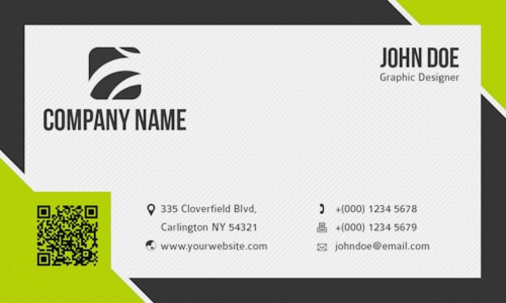 Minimalist Sample Of Business Card Template NY4E9 – Dayanayfreddy
