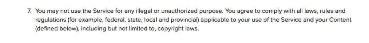 Copyright and Attribution on Instagram