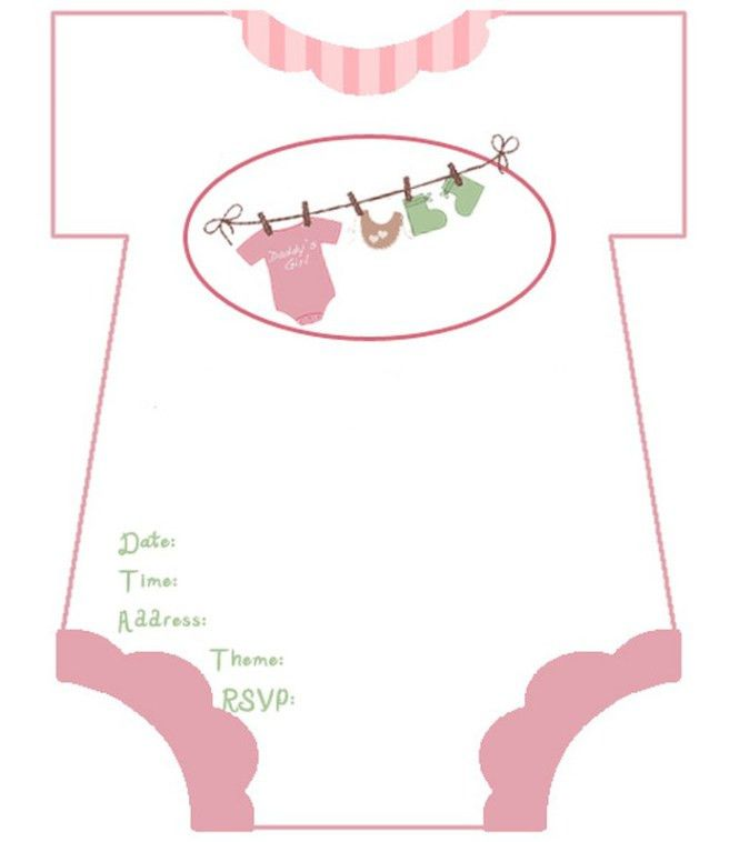 Baby Shower Invitation Maker – gangcraft.net