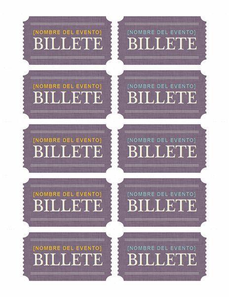 54 best Ticket Designs images on Pinterest   Ticket design, Event ...