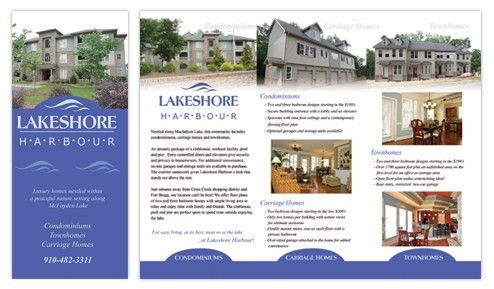 Brochure & Postcard Design - Professional Graphic Design, Houston ...