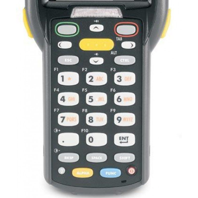 Motorola MC3190-GL2H04E0A MC3190 Barcode Scanner, RF, 28 Key ...