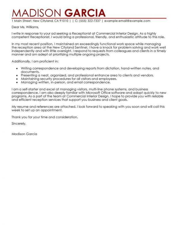 Example Of The Perfect Resume. Cover Letter Making A Perfect ...
