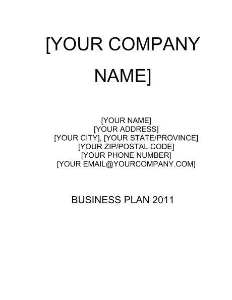 Marketing Plan - Template & Sample Form | Biztree.com