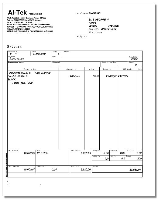 Transport Bill Sample Download Transportation Invoice Template - Transport invoice template