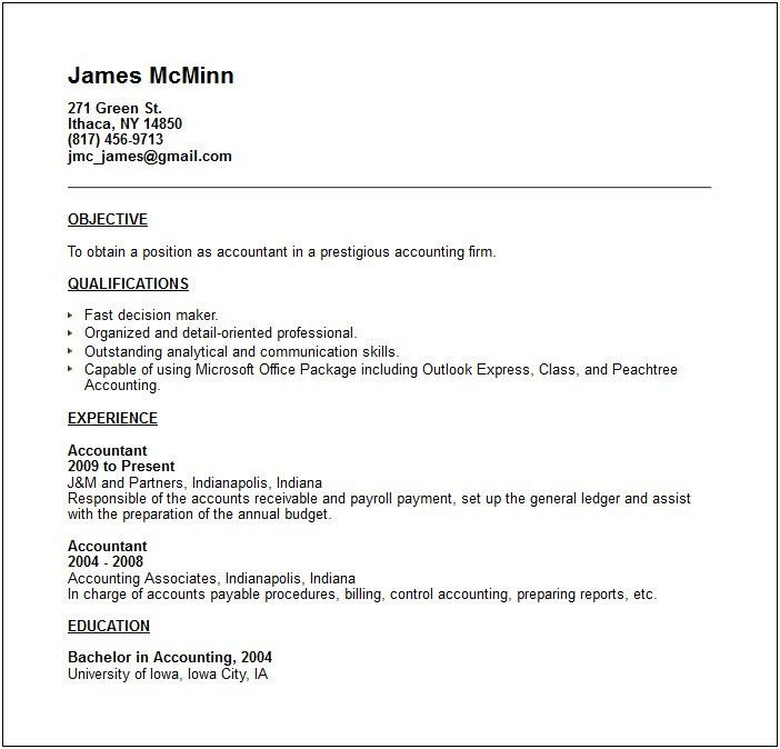 pamelas. updated. choose. fresh graduate resume format doc sample ...