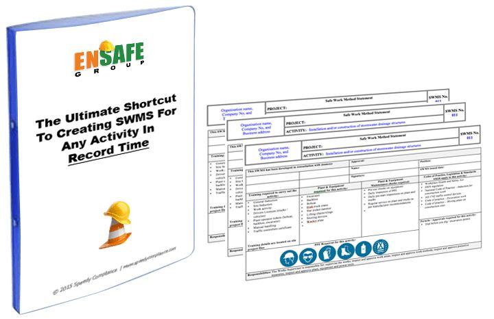 Safe Work Method Statements (SWMS)