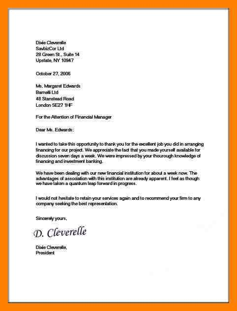 9+ examples of formal letter writing | emt resume