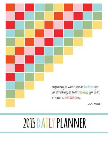 February Daily Planning Pages - Free Printable