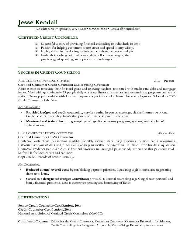 job counselor cover letter sample counselor cover letter sample of ...