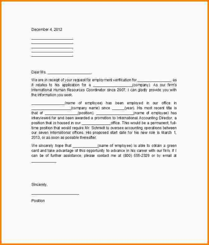 11+ employee verification letter sample | nypd resume