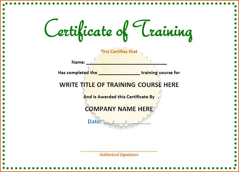 8+ microsoft office certificate template - bookletemplate.org