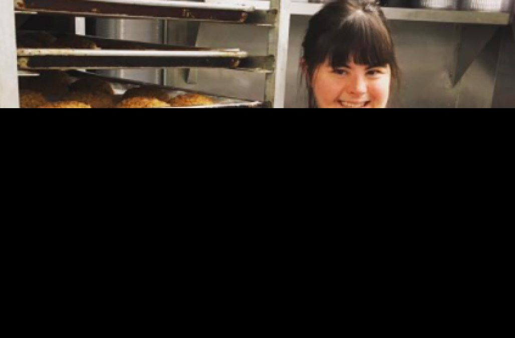 Woman with Down Syndrome denied bakery job, so she opened her own ...