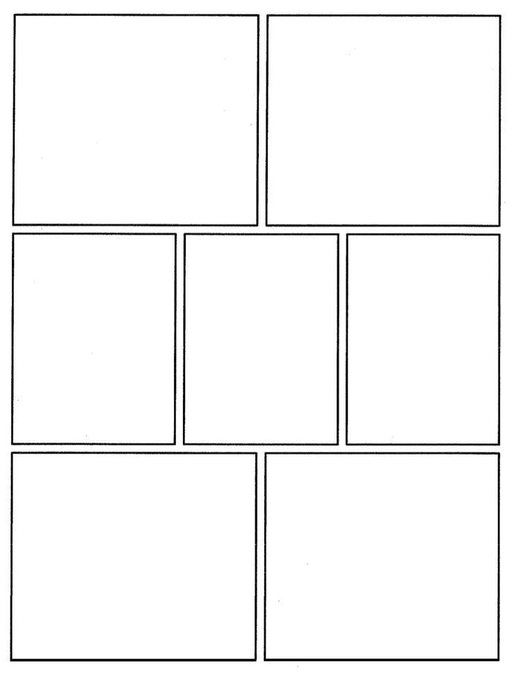22 best Template images on Pinterest | Comic books, Comic strips ...