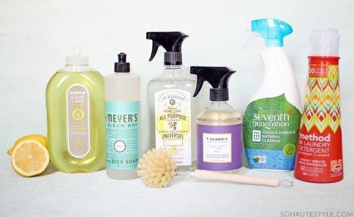 Eco-Friendly House Cleaning Products - Check out more wonderful ...