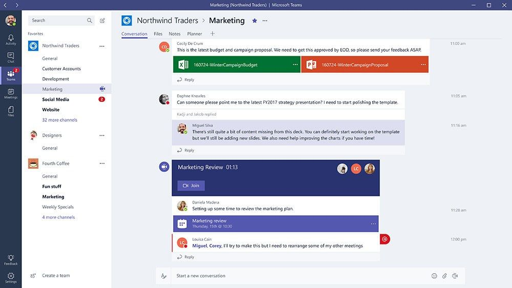 What Makes Microsoft Teams and Microsoft Groups Different ...