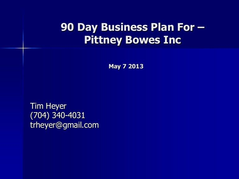 Sales: 30-60-90 Day Plan