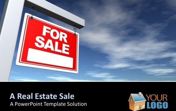Make Real Estate Presentations With Real Estate PowerPoint Template