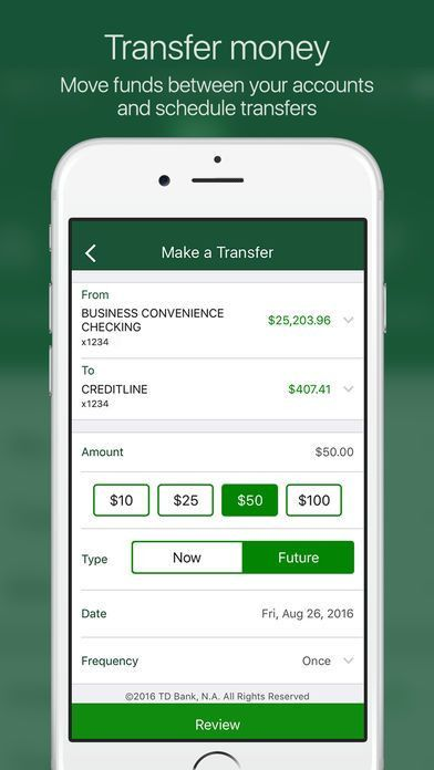 TD Bank (US) on the App Store