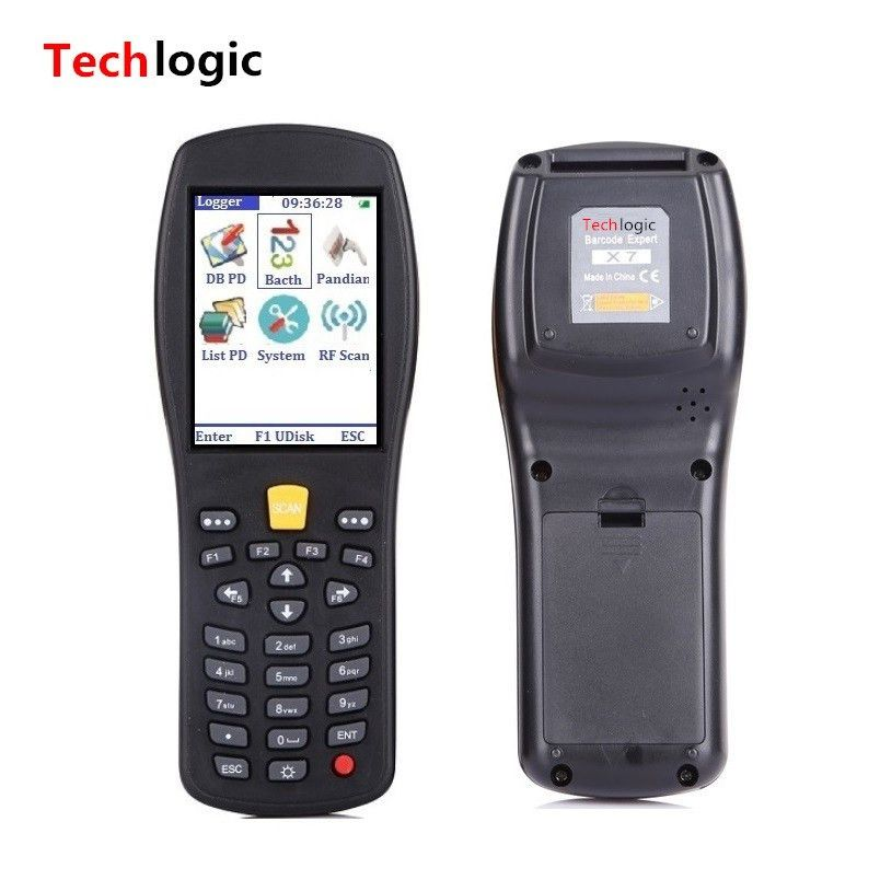 Aliexpress.com : Buy Techlogic X7 Wireless Laser Barcode Scanner ...