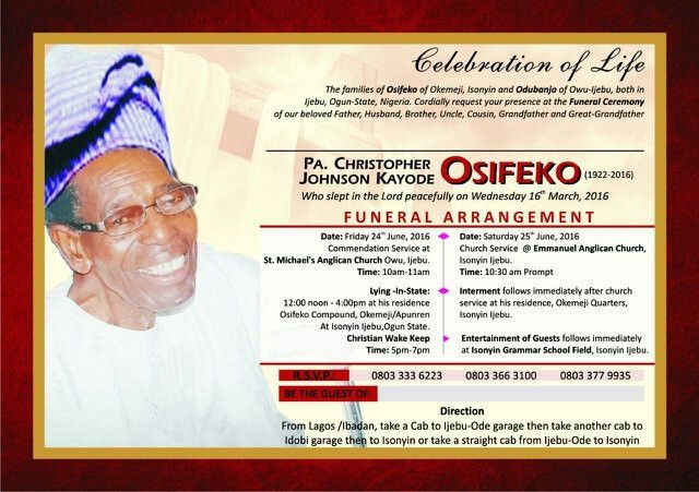 Oshifeko Opeoluwa T On Twitter 90 [Template.billybullock.us ]