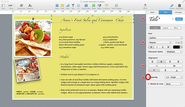How to Create a Pages Template