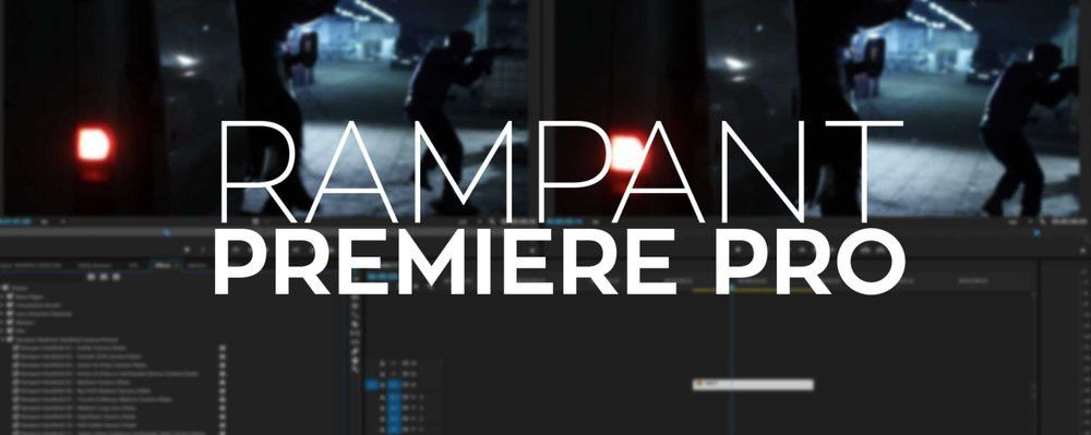 Introducing Premiere Pro Templates by Rampant Design — Premiere Bro