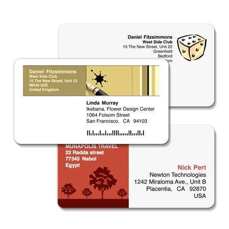 Labels & Addresses — Label Software for Mac