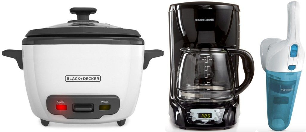 Macy's.com: $9.99 Small Appliances (After *NEW* Rebate) – Hip2Save
