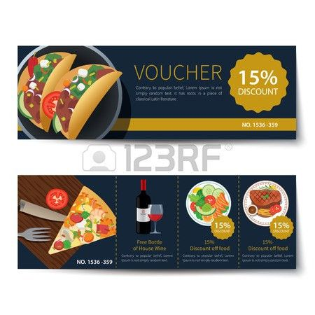 Meal Voucher Images & Stock Pictures. Royalty Free Meal Voucher ...