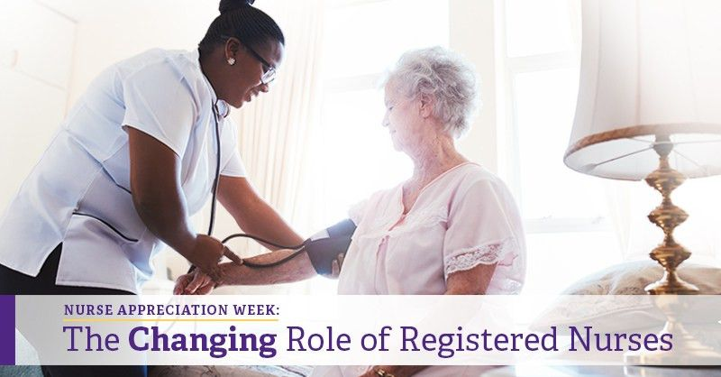 The Changing Role of Registered Nurses | Concordia University Texas