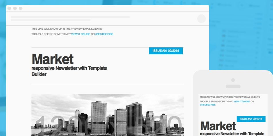 7 Places to Look for Premium Newsletter Templates | Content Inspire