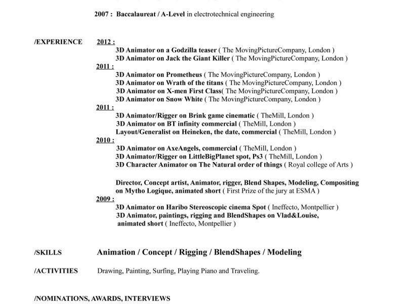 Download Mover Resume | haadyaooverbayresort.com