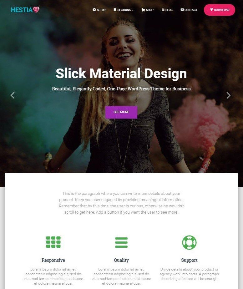 20+ Best Business WordPress Themes of 2017