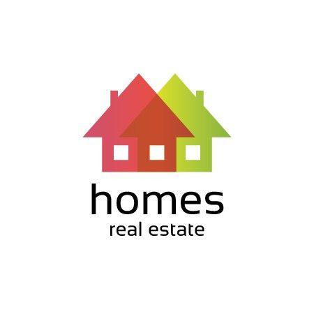 Real Estate Logo Template. Buy Vector Logo for $10!