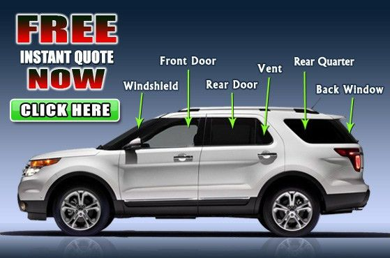 Auto Glass and Windshield Replacement 50% Off! - 1-800-300-8884