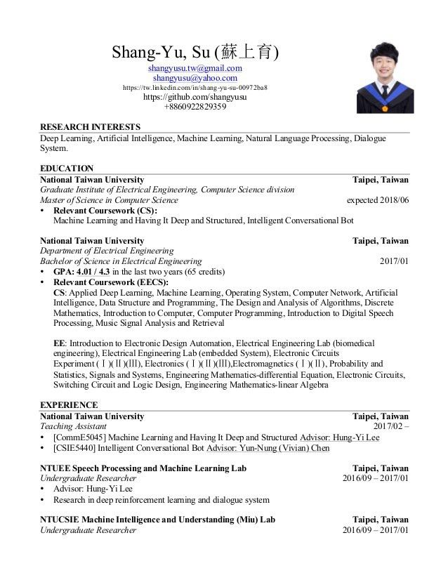 Digital Image Processing Resume Rajat Pashine Resume Rajat