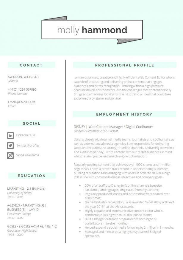 Resume : Make Cv Format Convert Word Document To Google Docs ...