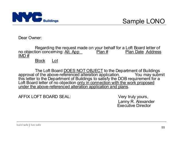 New York City Department of Buildings Filing rep course_206