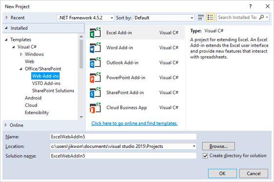 Office Developer Tools | Visual Studio