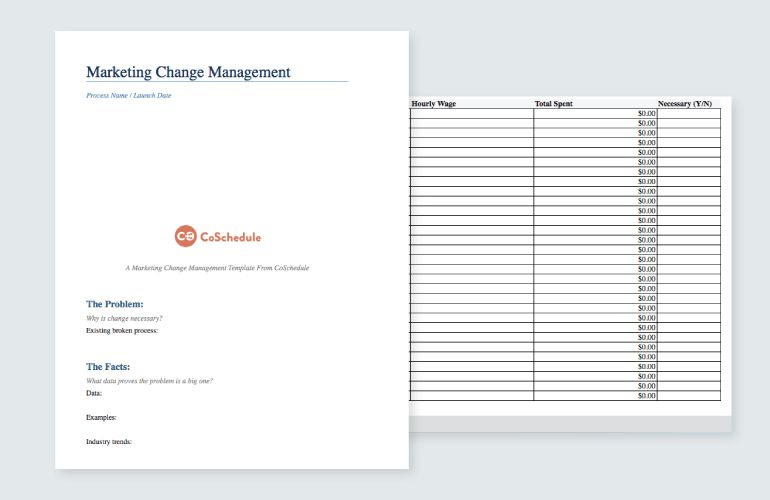 Marketing Change Management: How to Influence It [Backed By Science]