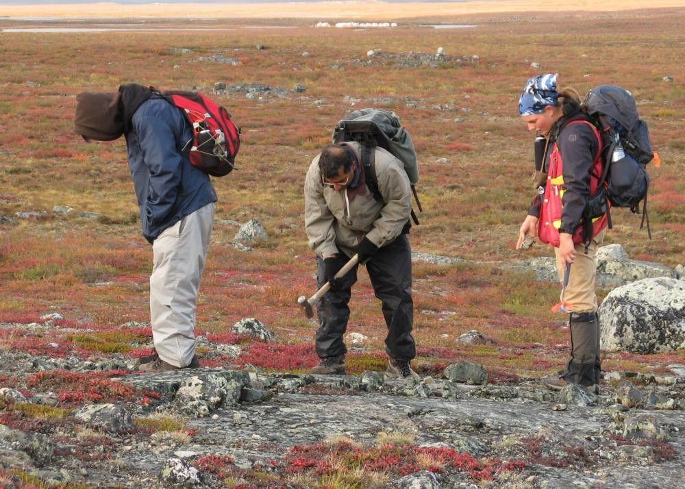 University of Alberta Geology Field School | Northwest Territories ...