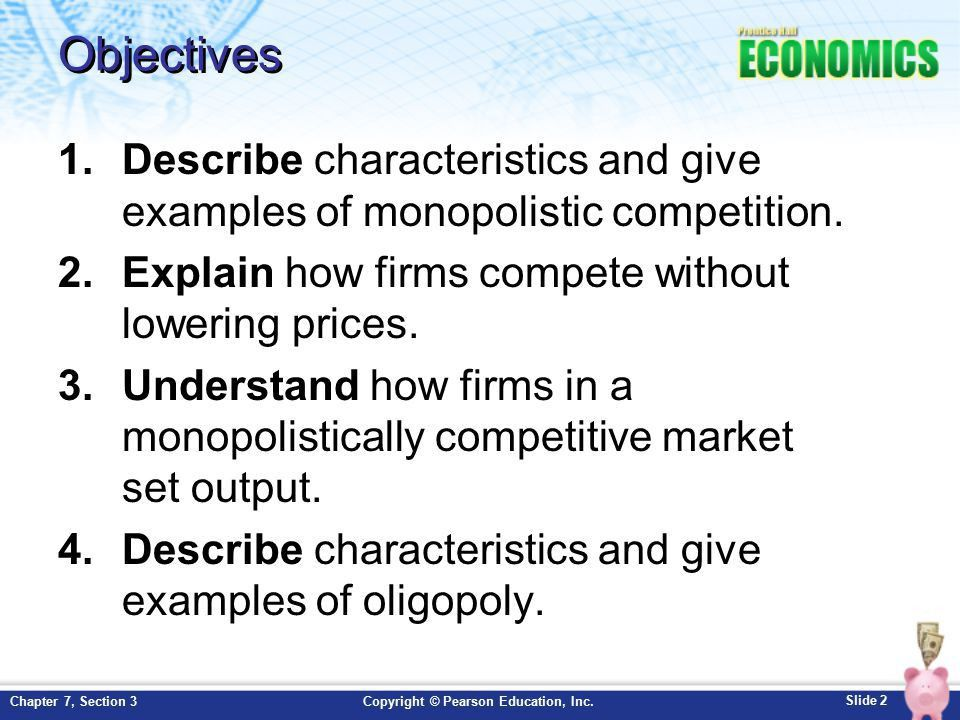Chapter 7: Market Structures Section 3 - ppt download