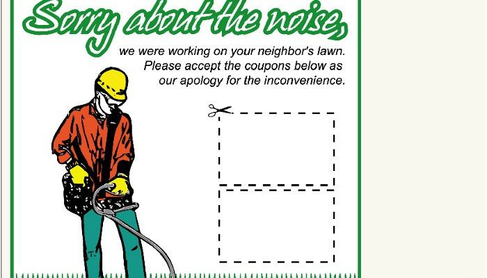 5 Lawn Mowing Flyer Templates | AF Templates