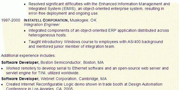 Ab Initio Etl Developer Resume Sample AB Initio Developer Resume ...